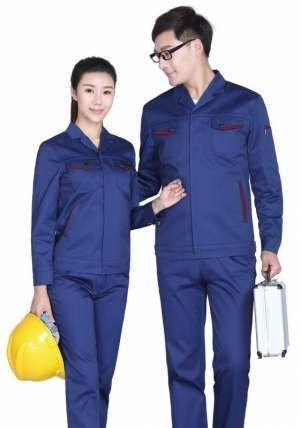 资深设计师为您介绍全棉工作服定制款式和特点